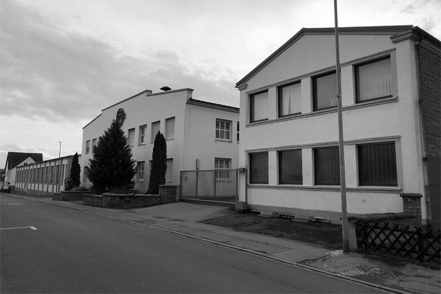 Firmensitz der Firma GEFI